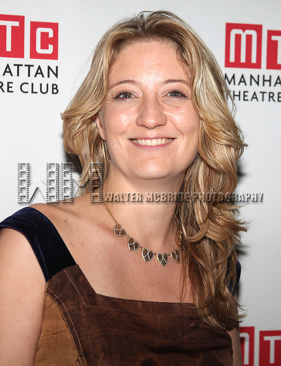 Heidi Schreck.attending the Opening Night Party for the MTC's Production of  'We Live Here' at the Beacon Restaurant in New York City.