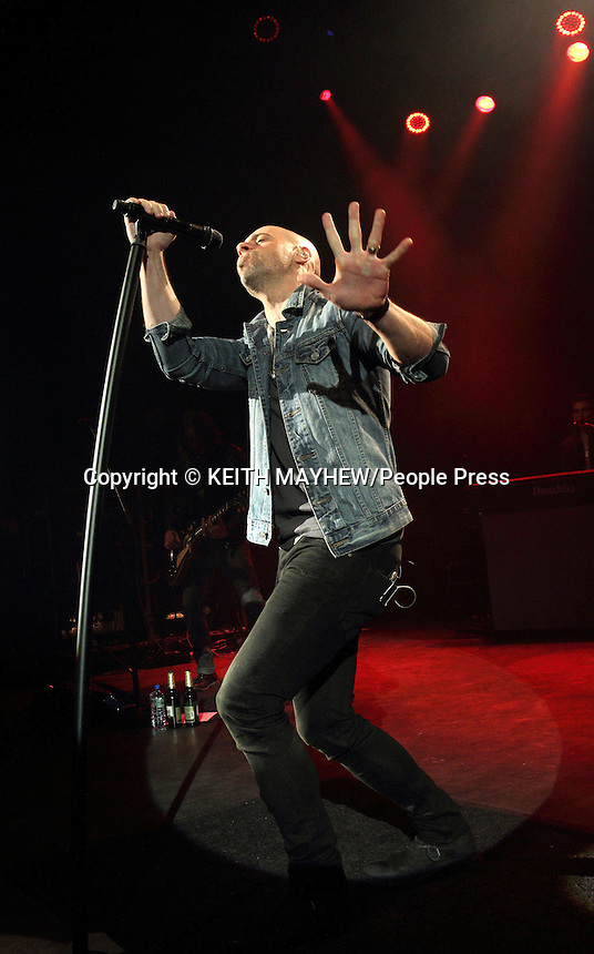 Daughtry - Live at Shepherds Bush O2 Empire, London on March 26th 2014<br /> <br /> Photo by Keith Mayhew