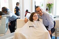 Event - Pini Swissa Salon / Jimmy Fund Makeovers 2014