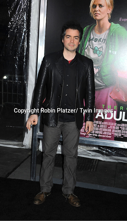 """Kevin Corrigan attends The World Premiere of """" Young Adult"""" on ..December 8, 2011 at The Ziegfeld Theatre in New York City."""