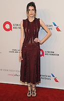 NEW YORK, NY - NOVEMBER 02:  Rose Gilroy attends 15th Annual Elton John AIDS Foundation An Enduring Vision Benefit at Cipriani Wall Street on November 2, 2016 in New York City.Photo by John Palmer/ MediaPunch