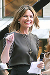 Savannah Guthrie on NBC's Today Show in New York City. June 8, 2012. &copy; RW/MediaPunch Inc.