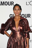 LOS ANGELES, CA - NOVEMBER 14: Tracee Ellis Ross at  Glamour's Women Of The Year 2016 at NeueHouse Hollywood on November 14, 2016 in Los Angeles, California. Credit: Faye Sadou/MediaPunch