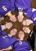 Varsity Volleyball vs. Sheridan 10-1-15