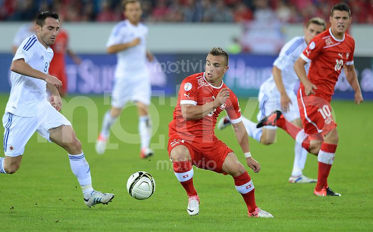 schweiz albanien fußball