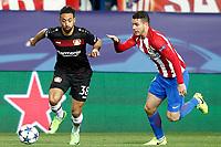 ATLETICO DE MADRID v BAYER 04 LEVERKUSEN.CHAMPIONS LEAGUE 2016/2017.
