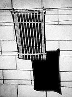 Towel/Shadow 2004