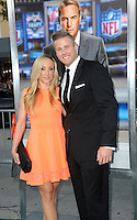Aaron Hill with cool, beautiful, Wife Chelsea Hill