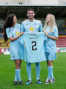 20.07.2015 Partick Thistle away kit