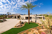 Large luxury home in the desert