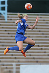 21 August 2015: Duke's Malinda Allen. The Duke University Blue Devils played the Fresno State Bulldogs at Fetzer Field in Chapel Hill, NC in a 2015 NCAA Division I Women's Soccer game. Duke won the game 5-0.