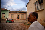 This 500-year old city is also an UNESCO World Heritage Site, in Trinidad, Cuba, on Thursday, April 24, 2008.