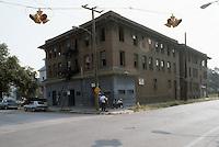 1985 January ..Redevelopment...Berkley 2 (A-1-5)..104-108 East Indian River Road...NEG#.NRHA#..