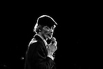 Gil Scott-Heron Produced by Jill Newman Productions held at BB Kings on Nov.4, 2009 in New York City