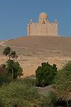 Turkish masoleum near Aswan