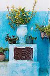 Architectural detail, Essaouira, Morocco