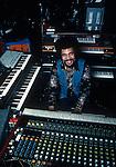 George Duke, Sept 1977