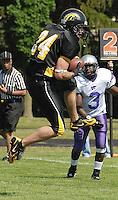Mustangs vs Panthers 6/30/07 | Madison Mustangs Photos by Greg Dixon
