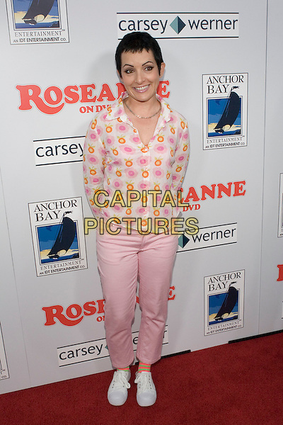 18 July 2005 - Hollywood, California - Jane Wiedlin.  Join the Original Cast of 'Roseanne' to Celebrate the Launch of 'Roseanne Season One' on DVD held at the Lucky Stripe Bowling Center at the Hollywood/Highland Complex.  Photo Credit: Zach Lipp/AdMedia
