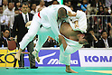 (L to R) Keiji Suzuki (JPN), Takeshi Ojitani (JPN), .May 13, 2012 - Judo : .All Japan Selected Judo Championships, Men's 100kg class Quarterfinal .at Fukuoka Convention Center, Fukuoka, Japan. .(Photo by Daiju Kitamura/AFLO SPORT) [1045]