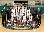 12-15-16, Huron High School boy's varsity basketball team