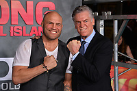 Randy Couture &amp; Christopher McDonald at the premiere for &quot;Kong: Skull Island&quot; at Dolby Theatre, Los Angeles, USA 08 March  2017<br /> Picture: Paul Smith/Featureflash/SilverHub 0208 004 5359 sales@silverhubmedia.com