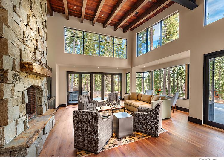 Sandbox Studio, NSM Construction, JJH Interior Design, MCR, Martis Camp Realty, Strongbow