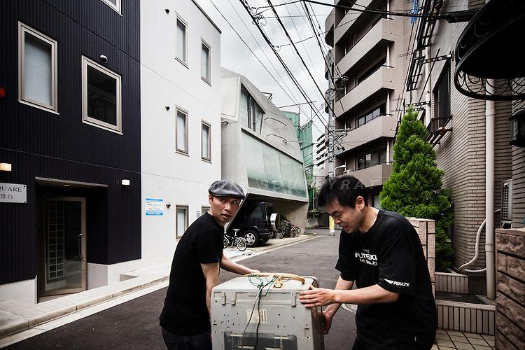 Tokyo, August 24 2011 - Doubleblind by October