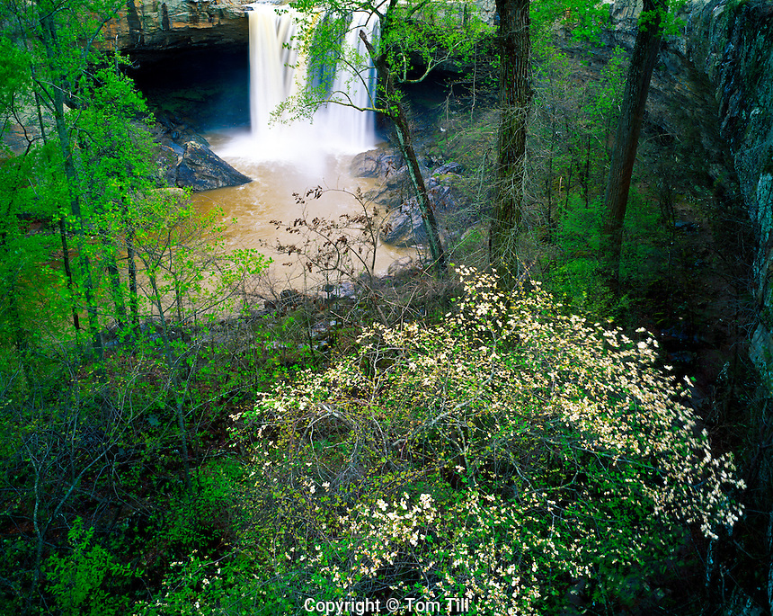 Noccalula Falls Park, Northern Alabama Mountains, Alabama