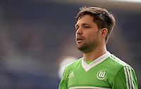 FUSSBALL   1. BUNDESLIGA   SAISON 2012/2013    32. SPIELTAG Hamburger SV - VfL Wolfsburg          05.05.2013 Diego (VfL Wolfsburg)