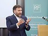 Resolution Foundation meeting - <br /> &quot;A Broken Heart? The living standards challenge facing the West Midlands Metropolitan mayor...<br /> <br /> As the West Midlands Metro area looks forward to its first ever Metro mayoral election next May, the region&rsquo;s economic performance is in the spotlight.<br /> at Birmingham Library, Birmingham, Great Britain <br /> 12th December <br /> <br /> <br /> <br /> Si&ocirc;n Simon, MEP for the West Midlands and Labour candidate for West Midlands Mayor<br /> <br /> <br /> <br /> <br /> Photograph by Elliott Franks <br /> Image licensed to Elliott Franks Photography Services