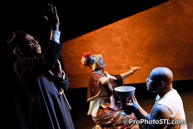 Death of Atahualpa by Upstream Theater