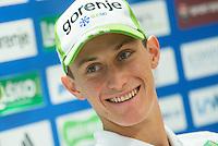 20150728: SLO, Nordic Ski - Press conference of Slovenian Ski Jumping Men Team