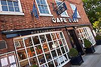 Cafe Bleu, Newark, Nottinghamshire