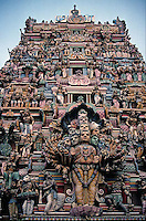 Hindu Temple in Colombo, Sri Lanka - 1996