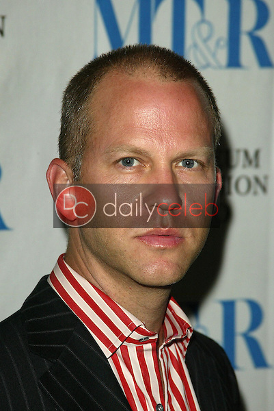 Ryan Murphy<br />at &quot;Miami Black and Blue: A Look at Nip/Tuck&quot;. Museum of Television and Radio, Los Angeles, CA. 09-19-05<br />Jason Kirk/DailyCeleb.com 818-249-4998