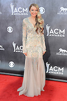 LAS VEGAS, NV, USA - APRIL 06: Danielle Bradbery at the 49th Annual Academy Of Country Music Awards held at the MGM Grand Garden Arena on April 6, 2014 in Las Vegas, Nevada, United States. (Photo by Celebrity Monitor)
