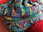 ATH-686 YAO HILLTRIBE CHILD'S CAP