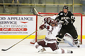 Mike Leidl (Colgate - 22), Mike Santee (Army - 17) - The host Colgate University Raiders defeated the Army Black Knights 3-1 in the first Cape Cod Classic at the Hyannis Youth and Community Center in Hyannis, MA.
