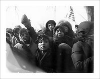 Archive: Polaroid Inauguration