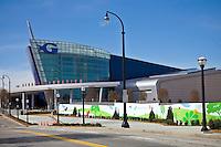 The Georgia Aquarium in Atlanta Georgia
