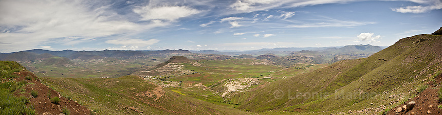 10 February 2011, Qacha's Nek, Lesotho.