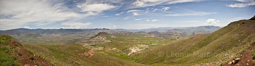 10 February 2011, Qacha's Nek, Lesotho.