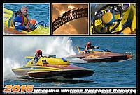 2016 Wheeling Vintage Raceboat Regatta