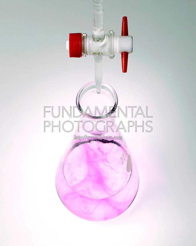 PHENOLPHTHALEIN INDICATOR -ENDPOINT<br />
