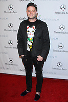 """HOLLYWOOD, LOS ANGELES, CA, USA - FEBRUARY 26: Cole Sternberg at The Art Of Elysium's 7th Annual """"Pieces Of Heaven"""" Charity Art Auction held at Siren Studios on February 26, 2014 in Hollywood, Los Angeles, California, United States. (Photo by David Acosta/Celebrity Monitor)"""