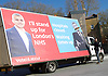 Sadiq Khan, Labour&rsquo;s Candidate for Mayor of London and Heidi Alexander MP, Labour&rsquo;s Shadow Health Secretary launch a new advert highlighting the dividing lines between Sadiq Khan and Zac Goldsmith on the NHS 18th April 2016 outside Clarence Centre for Enterprise and Innovation, London, Great Britain <br /> <br /> Sadiq Khan <br /> <br /> <br /> Photograph by Elliott Franks <br /> Image licensed to Elliott Franks Photography Services