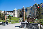 Fairmont's Chateau Lake Louise, one of Canada's grand railway hotels, is located on Lake Louise's eastern shore. It is a luxury resort hotel built in the early decades of the 20th century by the Canadian Pacific Railway.