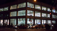 The Apple store in the the trendy Meatpacking District in New York on Tuesday, August 20, 2013.  (© Richard B. Levine)