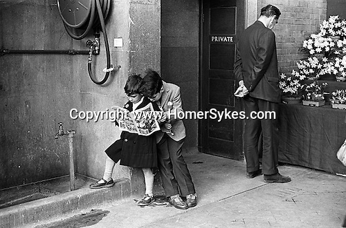 Victoria, London. 1968<br />